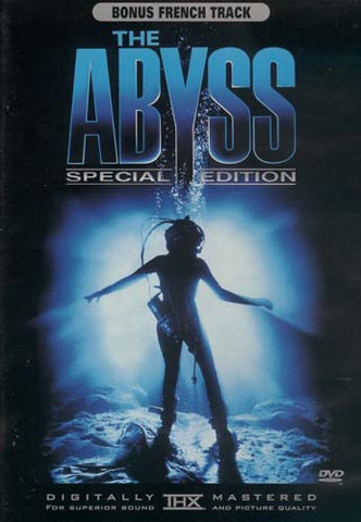 The Abyss - Special Edition (Bonus French Track) DVD Movie