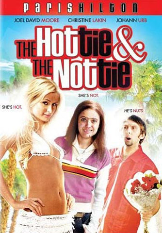The Hottie and the Nottie DVD Movie