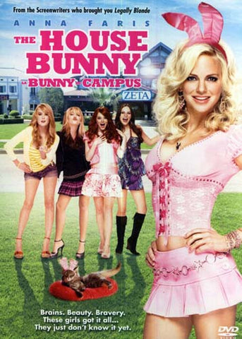The House Bunny (Bilingual) DVD Movie