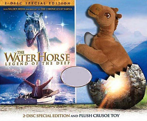 The Water Horse 2 DVD Special Edition & Exclusive Plush (Boxset) DVD Movie