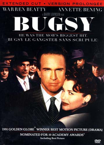 Bugsy (Two Disc Extended Cut) DVD Movie