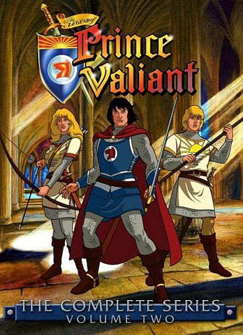 The Legend of Prince Valiant - The Complete Series - Vol.2 (Boxset) DVD Movie