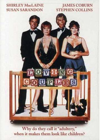 Loving Couples (Shirley MacLaine) DVD Movie