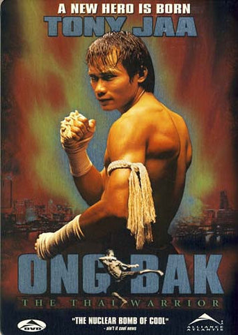 Ong-Bak - The Thai Warrior (Exclusive Limited Edition Steelbook) DVD Movie