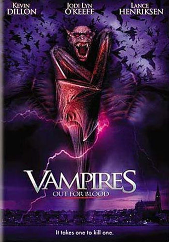 Vampires - Out For Blood DVD Movie