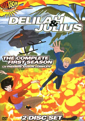 Delilah and Julius - The Complete First Season (Boxset) (Bilingual)
