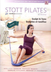 Stott Pilates - Sculpt and Tone With Exerciser Flex-Band (Boxset)