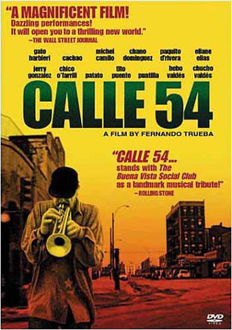 Calle 54 (Bilingual) DVD Movie