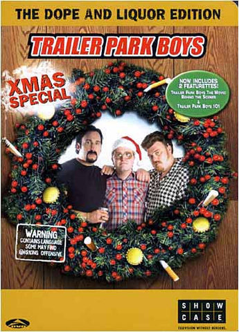 Trailer Park Boys Xmas Special - The Dope And Liquor Edition DVD Movie