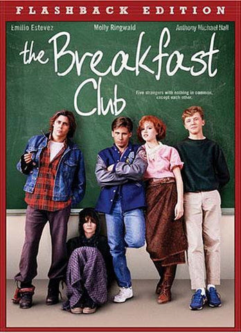 The Breakfast Club - Flashback Edition DVD Movie