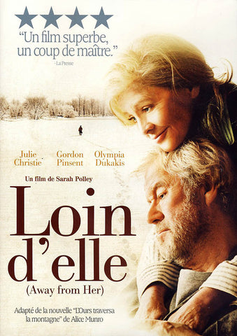 Loin d'elle (Away from Her) DVD Movie