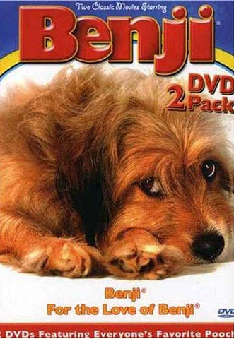 Benji / For The Love of Benji (Double Feature) (Boxset) DVD Movie