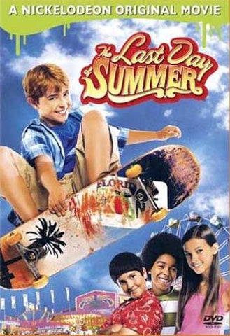 The Last Day Of Summer DVD Movie
