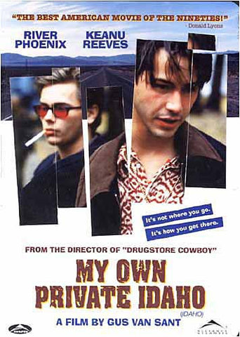 My Own Private Idaho DVD Movie
