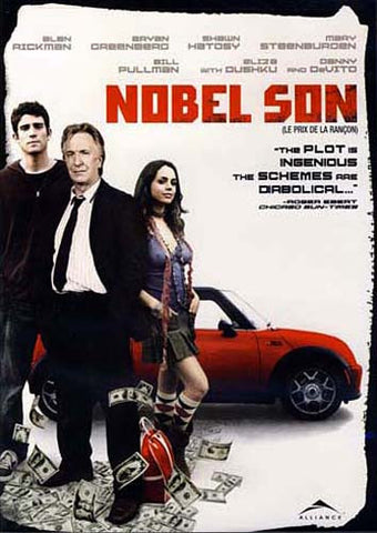 Nobel Son (Bilingual) DVD Movie
