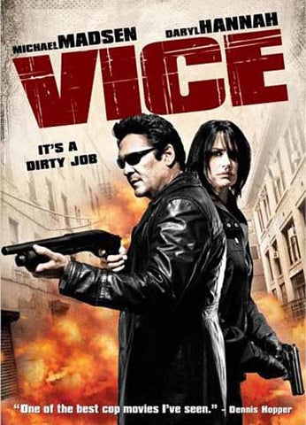 Vice DVD Movie