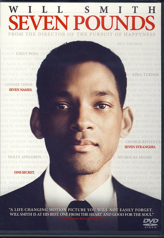 Seven Pounds DVD Movie