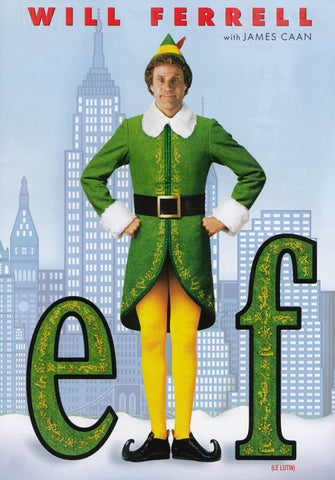 Elf (Widescreen/Fullscreen) (Bilingual) DVD Movie
