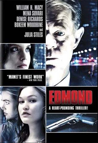 Edmond (Bilingual) DVD Movie
