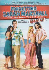 Forgetting Sarah Marshall (Unrated Widescreen Single Disc Edition) (Bilingual)