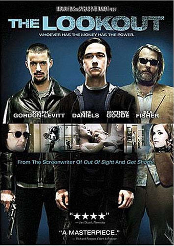 The Lookout (Bilingual) DVD Movie