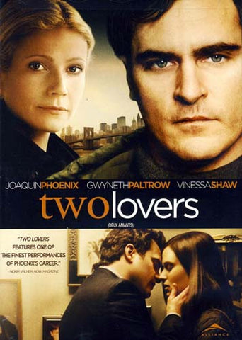 Two Lovers DVD Movie