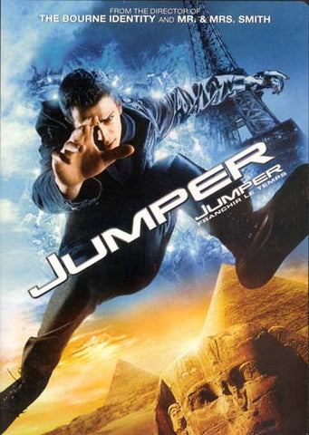 Jumper (Widescreen/Fullscreen) (Bilingual) DVD Movie