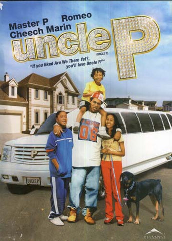 Uncle P (Bilingual) DVD Movie
