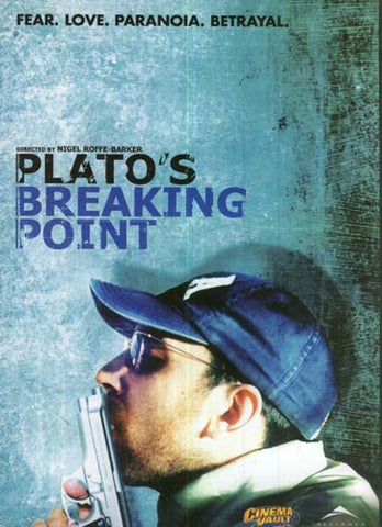 Plato's Breaking Point DVD Movie