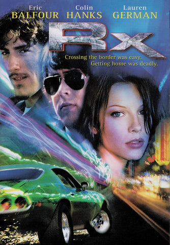 Rx DVD Movie