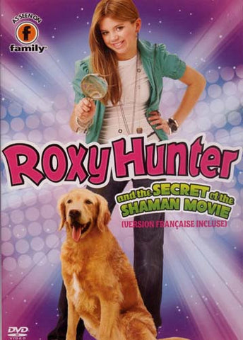 Roxy Hunter And The Secret Of The Shaman DVD Movie