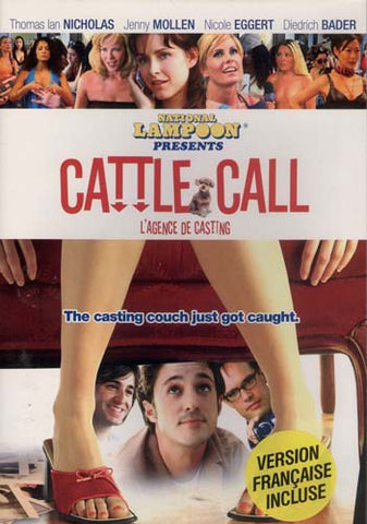 Cattle Call - National Lampoon Presents (Bilingual) DVD Movie