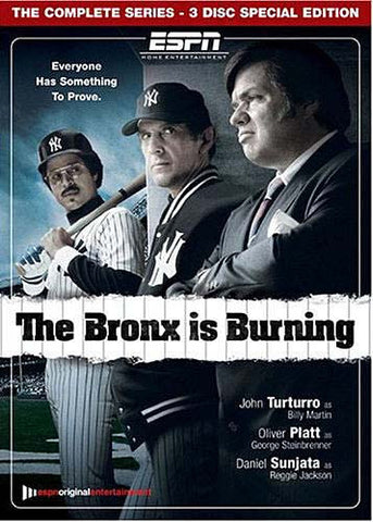 The Bronx is Burning- The Complete Series(3 Disc Special Edition) DVD Movie