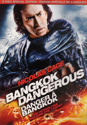 Bangkok Dangerous (Two-Disc Special Edition)(Bilingual) DVD Movie