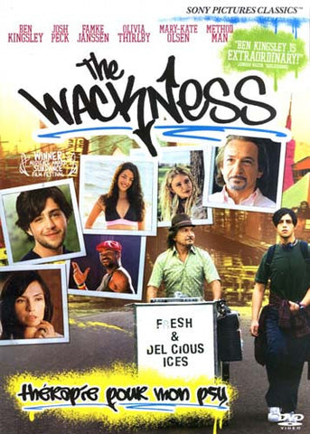 The Wackness DVD Movie
