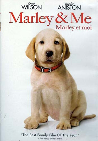 Marley And Me (Single-Disc Edition)(Marley Et Moi) DVD Movie