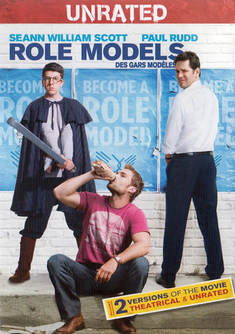 Role Models (Unrated) (Bilingual) DVD Movie