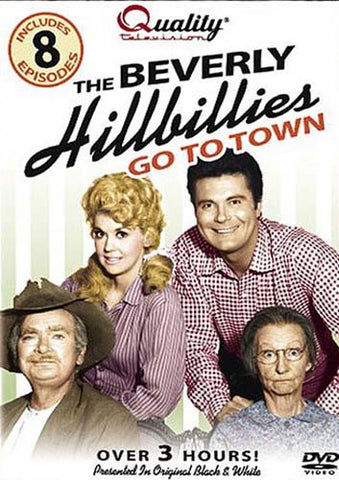 The Beverly Hillbillies Go To Town DVD Movie