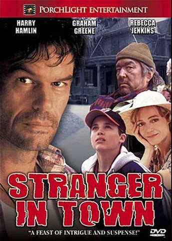 Stranger In Town DVD Movie