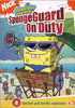 Spongebob Squarepants: SpongeGuard On Duty DVD Movie