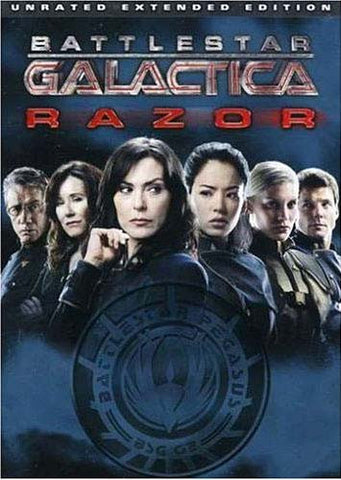 Battlestar Galactica - Razor (Unrated Extended Edition) DVD Movie
