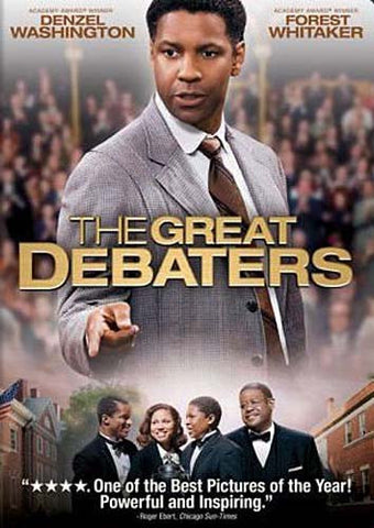 The Great Debaters DVD Movie