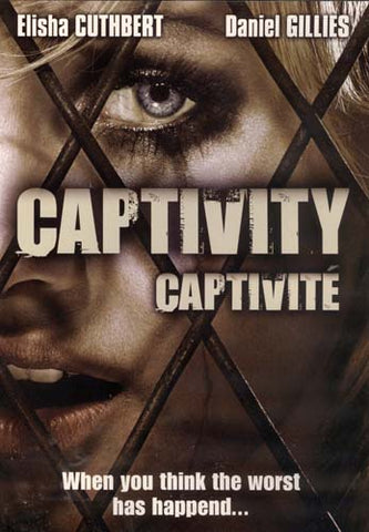 Captivity (Bilingual) DVD Movie
