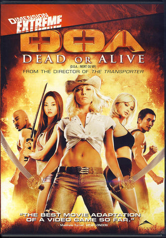 D.O.A. - Dead or Alive (Bilingual) DVD Movie