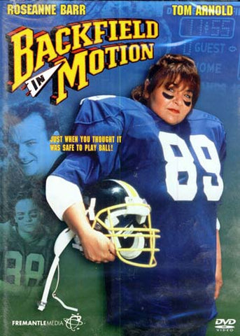 Backfield in Motion DVD Movie