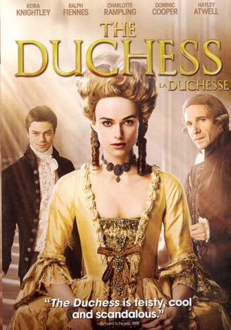 The Duchess DVD Movie