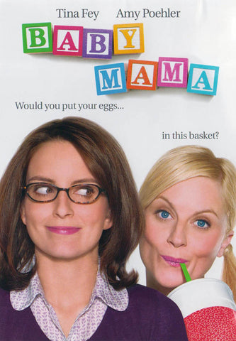 Baby Mama (Widescreen/Fullscreen) (Bilingual) DVD Movie