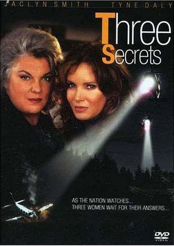 Three Secrets DVD Movie