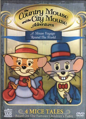The Country Mouse and the City Mouse Adventures - A Mouse Voyage Round the World