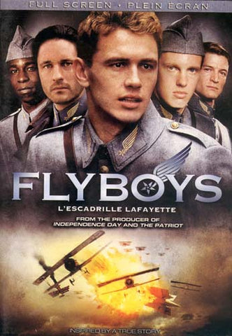 Flyboys (Full Screen Edition) (MGM) (Bilingual) DVD Movie